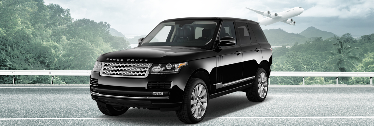 Range Rover Car Transporation in Jamaica