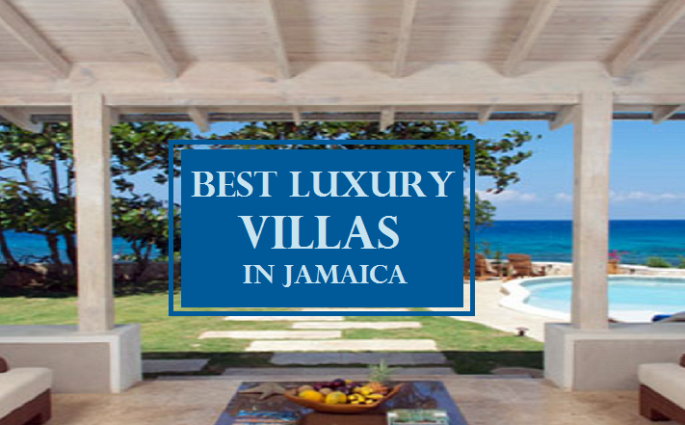 Luxury villas in Jamaica