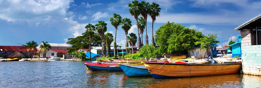 Black River in Jamaica