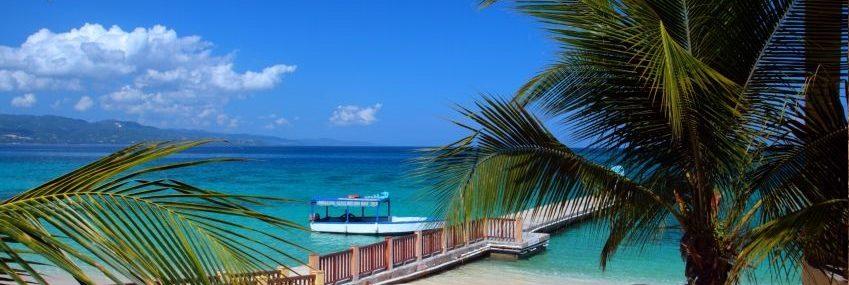Romantic beaches in Jamaica
