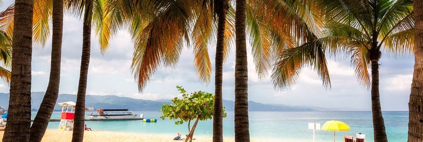 Beach getaways in Jamaica