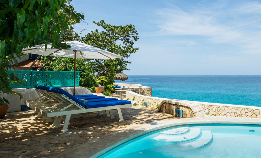 Luxury villa rentals in Jamaica
