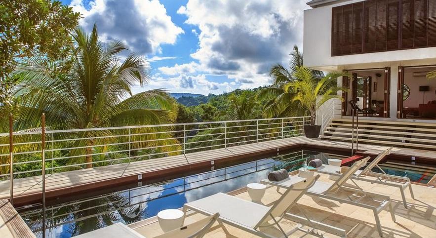 Cocosan Villa Pool View