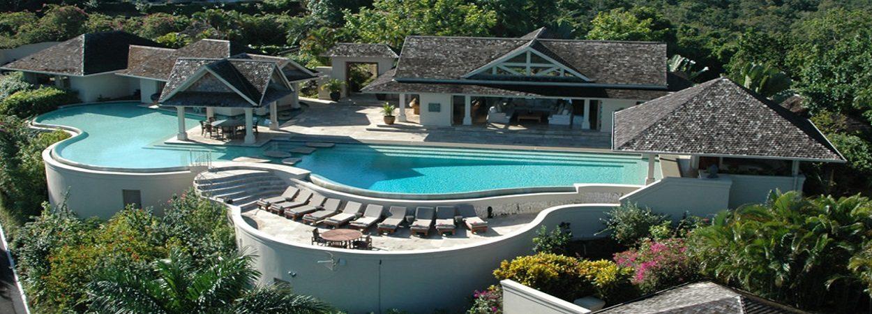 Luxury villa in Montego Bay