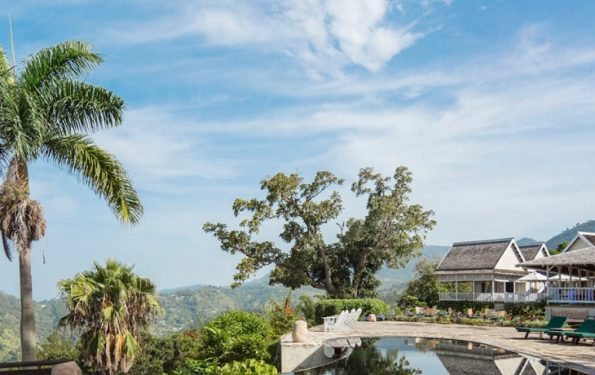 Strawberry Hill Holiday Villas in Kingston Jamaica